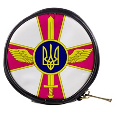 Emblem of The Ukrainian Air Force Mini Makeup Bags