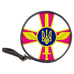 Emblem of The Ukrainian Air Force Classic 20-CD Wallets