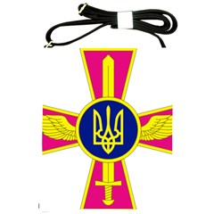 Emblem of The Ukrainian Air Force Shoulder Sling Bags