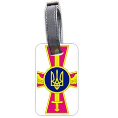 Emblem of The Ukrainian Air Force Luggage Tags (One Side)
