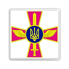 Emblem of The Ukrainian Air Force Memory Card Reader (Square)