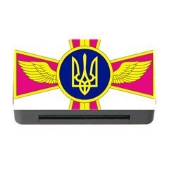 Emblem of The Ukrainian Air Force Memory Card Reader with CF