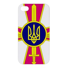 Emblem of The Ukrainian Air Force Apple iPhone 4/4S Hardshell Case