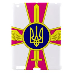 Emblem of The Ukrainian Air Force Apple iPad 3/4 Hardshell Case (Compatible with Smart Cover)