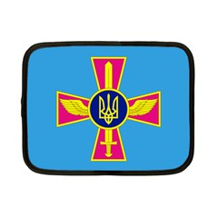 Ensign of The Ukrainian Air Force Netbook Case (Small)