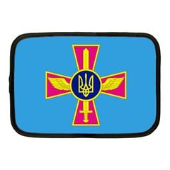 Ensign of The Ukrainian Air Force Netbook Case (Medium)