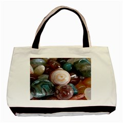 Rain Flower Stones Is A Special Type Of Stone Basic Tote Bag