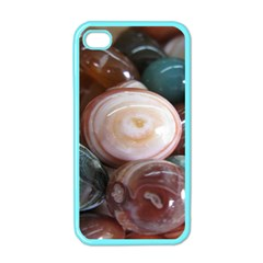 Rain Flower Stones Is A Special Type Of Stone Apple Iphone 4 Case (color)