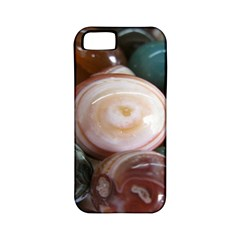 Rain Flower Stones Is A Special Type Of Stone Apple Iphone 5 Classic Hardshell Case (pc+silicone)
