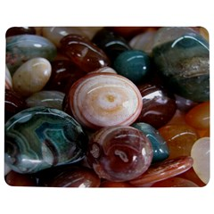 Rain Flower Stones Is A Special Type Of Stone Jigsaw Puzzle Photo Stand (Rectangular)