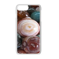 Rain Flower Stones Is A Special Type Of Stone Apple Iphone 7 Plus White Seamless Case