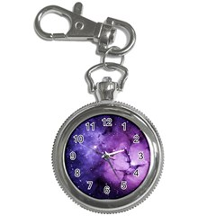 Purple Space Key Chain Watches