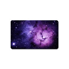 Purple Space Magnet (name Card)