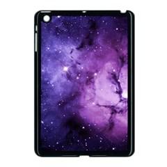Purple Space Apple Ipad Mini Case (black)