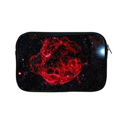 Red Nebulae Stella Apple Macbook Pro 13  Zipper Case