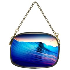 Rolling Waves Chain Purses (one Side)