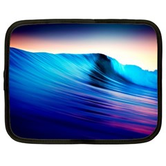 Rolling Waves Netbook Case (xl)