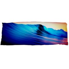 Rolling Waves Body Pillow Case Dakimakura (two Sides)