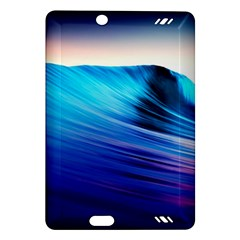 Rolling Waves Amazon Kindle Fire Hd (2013) Hardshell Case