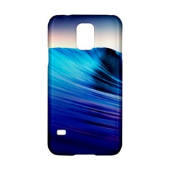 Rolling Waves Samsung Galaxy S5 Hardshell Case