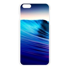 Rolling Waves Apple Seamless iPhone 6 Plus/6S Plus Case (Transparent)