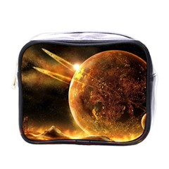 Sci Fi Planet Mini Toiletries Bags