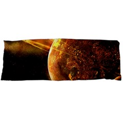 Sci Fi Planet Body Pillow Case Dakimakura (two Sides)