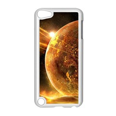 Sci Fi Planet Apple Ipod Touch 5 Case (white)