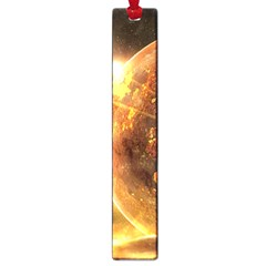 Sci Fi Planet Large Book Marks