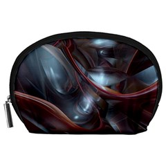 Shells Around Tubes Abstract Accessory Pouches (large)