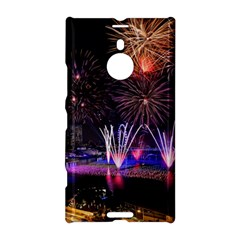 Singapore The Happy New Year Hotel Celebration Laser Light Fireworks Marina Bay Nokia Lumia 1520