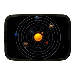 Solar System Netbook Case (medium)