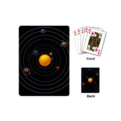 Solar System Playing Cards (mini)