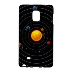 Solar System Galaxy Note Edge