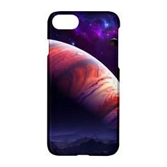 Space Art Nebula Apple Iphone 7 Hardshell Case
