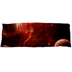 Space Red Body Pillow Case Dakimakura (two Sides)