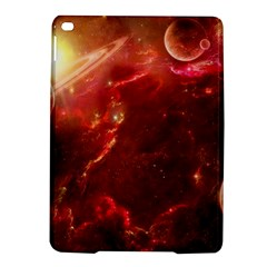 Space Red Ipad Air 2 Hardshell Cases