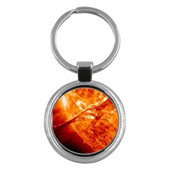 Spectacular Solar Prominence Key Chains (round)