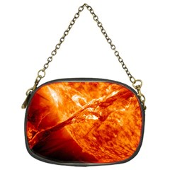 Spectacular Solar Prominence Chain Purses (one Side)