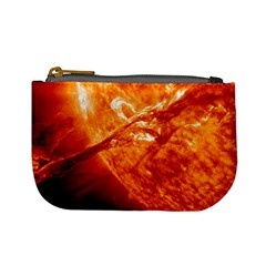 Spectacular Solar Prominence Mini Coin Purses