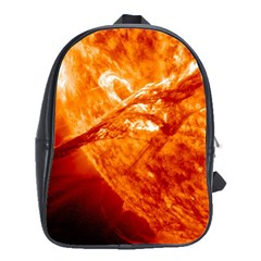 Spectacular Solar Prominence School Bags(large)