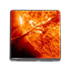 Spectacular Solar Prominence Memory Card Reader (square)
