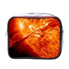 Spectacular Solar Prominence Mini Toiletries Bags