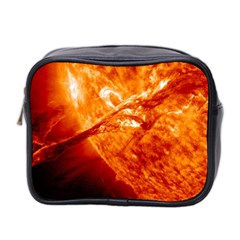 Spectacular Solar Prominence Mini Toiletries Bag 2 Side
