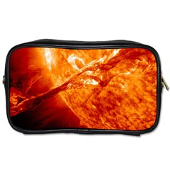 Spectacular Solar Prominence Toiletries Bags