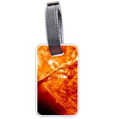 Spectacular Solar Prominence Luggage Tags (two Sides)