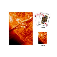 Spectacular Solar Prominence Playing Cards (mini)