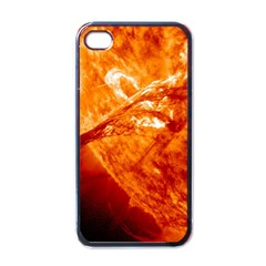 Spectacular Solar Prominence Apple Iphone 4 Case (black)