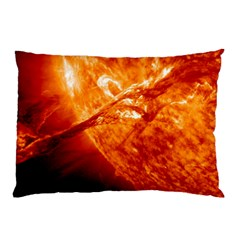 Spectacular Solar Prominence Pillow Case (two Sides)