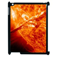 Spectacular Solar Prominence Apple Ipad 2 Case (black)